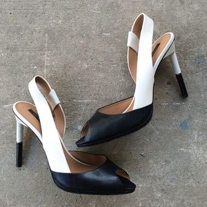 🆕 Listing!  Rachel Zoe | Structured Stiletto